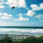 Kite surfing Hague