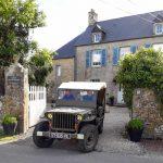 Willys Jeep Maison les Hirondelles